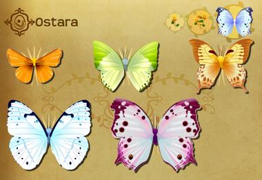 Ostara Set§Flutterpedia