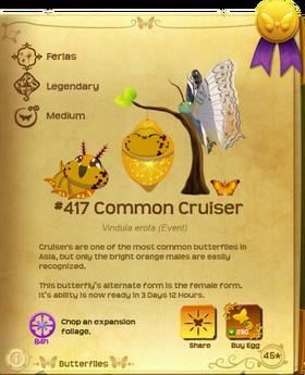 Common Cruiser§Flutterpedia UpgradedAlt