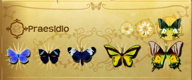 Praesidio Set§Flutterpedia
