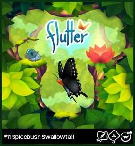Spicebush Swallowtail§Loading Screen
