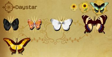 Daystar Set§Flutterpedia
