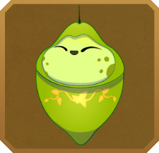 Common Brimstone§Chrysalis