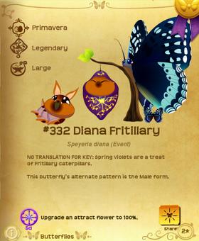 Diana Fritillary§Flutterpedia UpgradedAlt