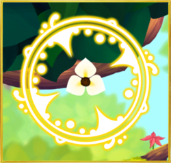Special Ability§Attraction Flower Targeted