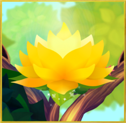 Special Ability§Pollen Flower Affected