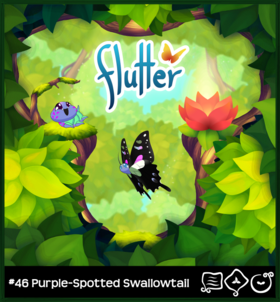 Purple-Spotted Swallowtail§Loading Screen