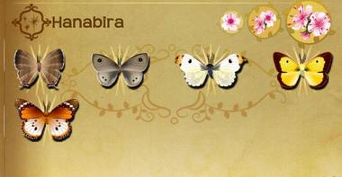 Hanabira Set§Flutterpedia
