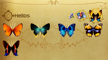 Helios Set§Flutterpedia