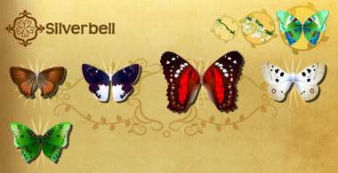 Silverbell Set§Flutterpedia