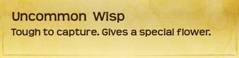 Banner§Wisp Uncommon