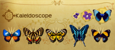 Kaleidoscope Set§Flutterpedia
