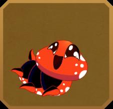 Banded Orange§Caterpillar
