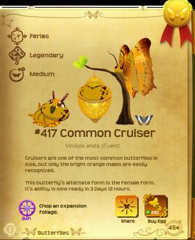 Common Cruiser§Flutterpedia