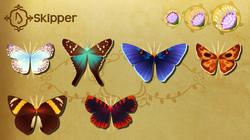 Skipper Set§Flutterpedia Alt