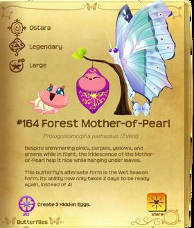 Forest Mother-of-Pearl§Flutterpedia UpgradedAlt