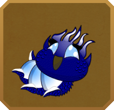 White Dragontail§Caterpillar