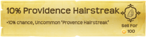 Glitch§Provence-Providence Hairstreak
