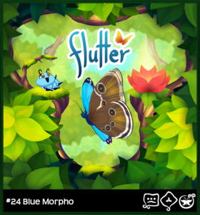 Blue Morpho§Loading Screen