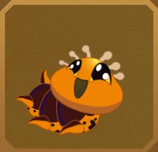Penelope Shouldered Brown§Caterpillar
