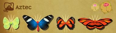 Aztec Set§Flutterpedia