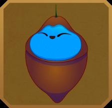 Cephus Blue Ringlet§Chrysalis