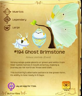 Ghost Brimstone§Flutterpedia UpgradedAlt
