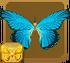 Giant Blue Swallowtail§Headericon
