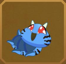 Amazon Blue Cracker§Caterpillar