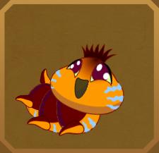 Orange-tailed Awl§Caterpillar