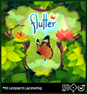 Leopard Lacewing§Loading Screen