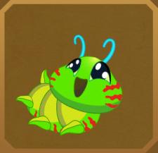 Crowned Hairstreak§Caterpillar