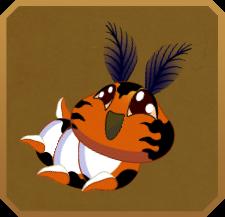 Hera Buckmoth§Caterpillar