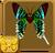 Green-banded Uranus Moth§Headericon