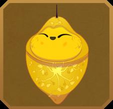 Io Moth§Pupa