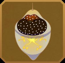 Eastern Buckmoth§Pupa