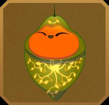 Orange Spotted Burnet§Pupa