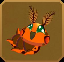 Orange Spotted Burnet§Caterpillar