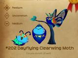 Dayflying Clearwing Moth