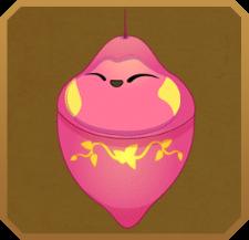 Rosy Maple Moth§Pupa