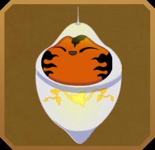 Hera Buckmoth§Pupa