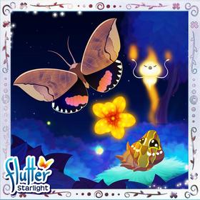 Imperial Fruit Sucking Moth§Facebook