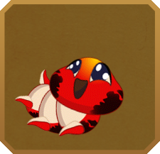 Scarlet Phaudid§Caterpillar
