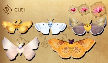 Cuti Set§Flutterpedia