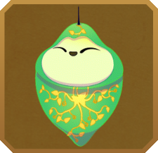 Luna Moth§Pupa