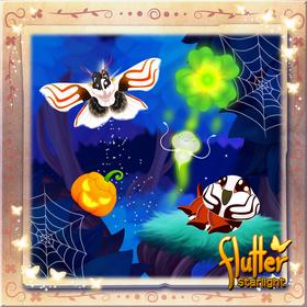 Lygodium Spider Moth§Facebook