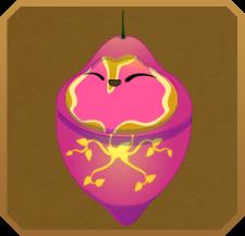 Pink Star Moth§Pupa