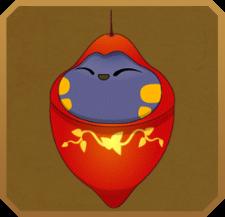 Fiery Campylotes§Pupa