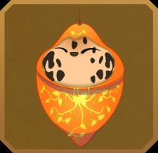 Virgin Tiger Moth§Pupa