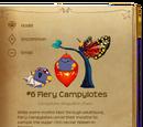 Fiery Campylotes