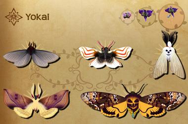 Yokai Set§Flutterpedia